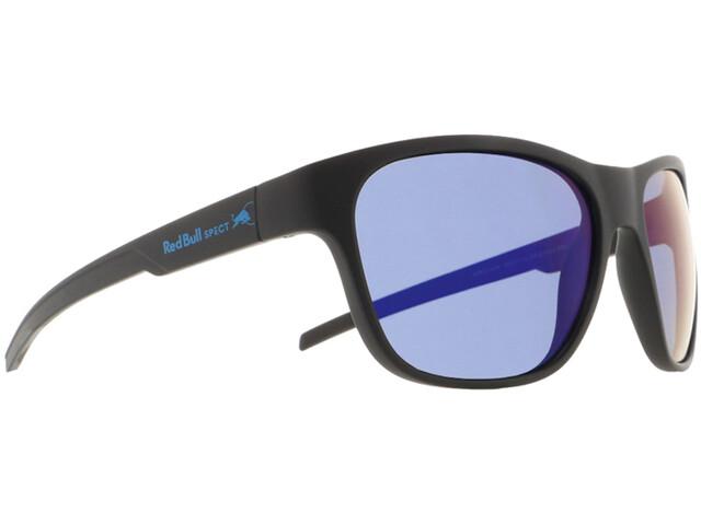 Red Bull SPECT Sonic Sonnenbrille matte black/smoke-dark blue